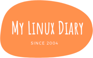 My Linux Diary